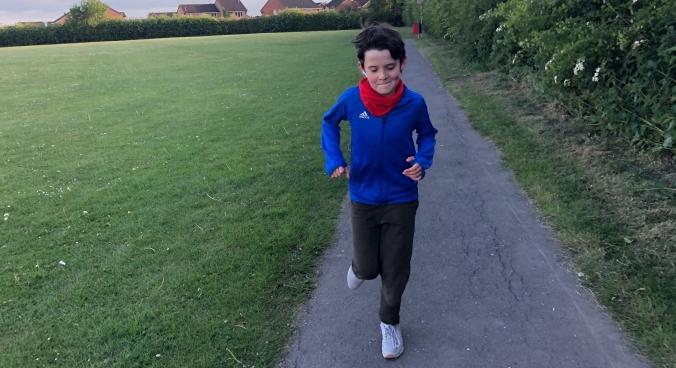 DK Running
